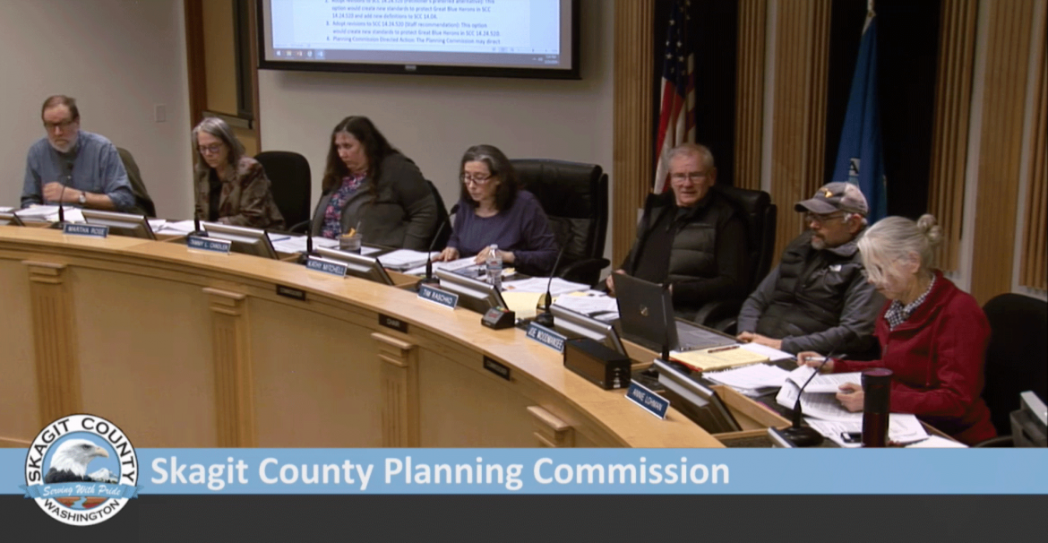 Appointed Skagit Planning Commission Wields Power with Little Accountability